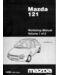 Mazda 121 Workshop Manual Volume 1