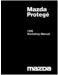 Mazda 323 Workshop Manual