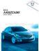 Mazda 6 Owner`s Manual