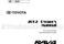 Toyota RAV4 Owner`s Manual